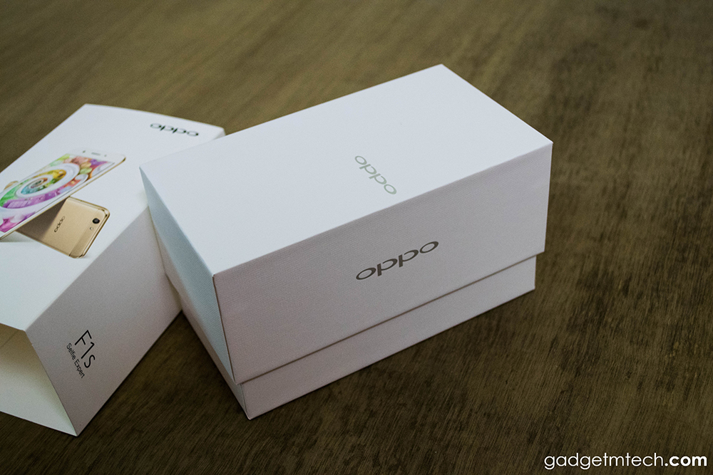OPPO F1s Unboxing & First Impressions_2