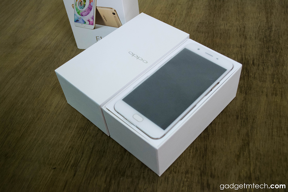 OPPO F1s Unboxing & First Impressions_3