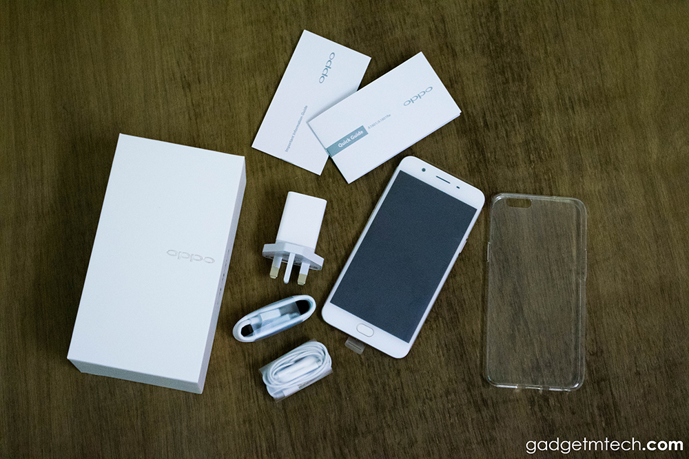 OPPO F1s Unboxing & First Impressions_4