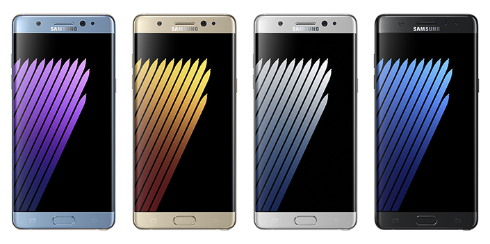 The Design of Samsung Galaxy Note7_4