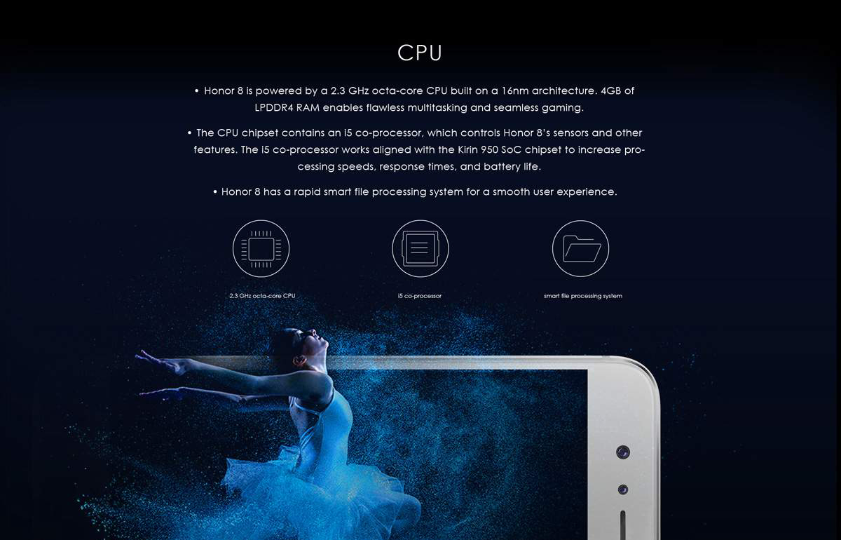 8 Reasons to Get an Honor 8 — Kirin 950 Processor with 4GB RAM