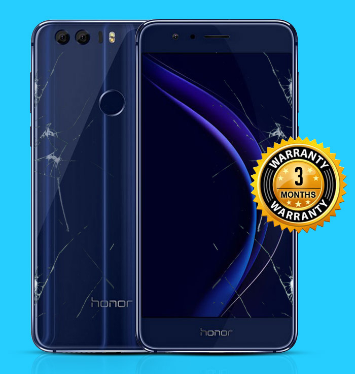 8 Reasons to Get an Honor 8 — Screen Crack Warranty