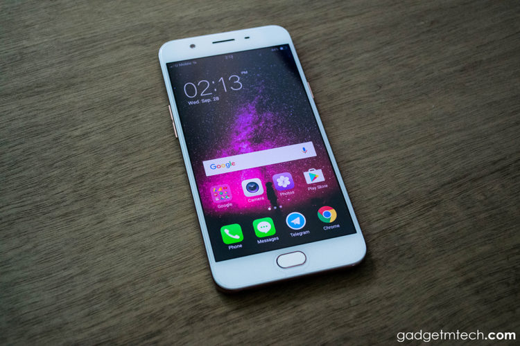 OPPO F1s Review: Spend Less for Selfie