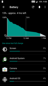 OnePlus 3 Battery Life_1