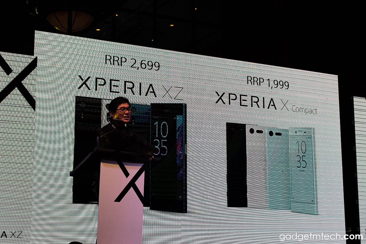 Sony Xperia XZ and Xperia X Compact Launch_2