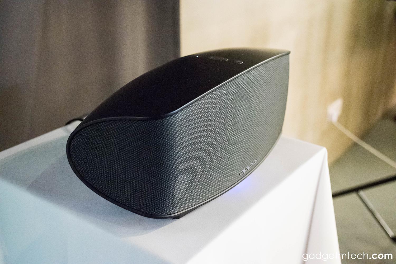 OPPO Sonica Wi-Fi Speaker Launch_1
