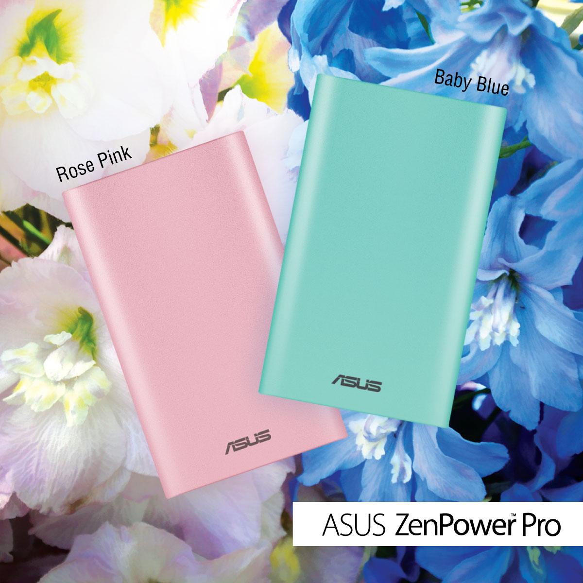 ASUS ZenPower Pro New Colors