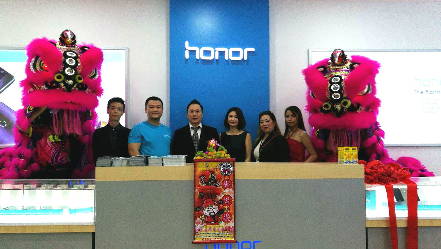 Honor Malaysia First Concept Store