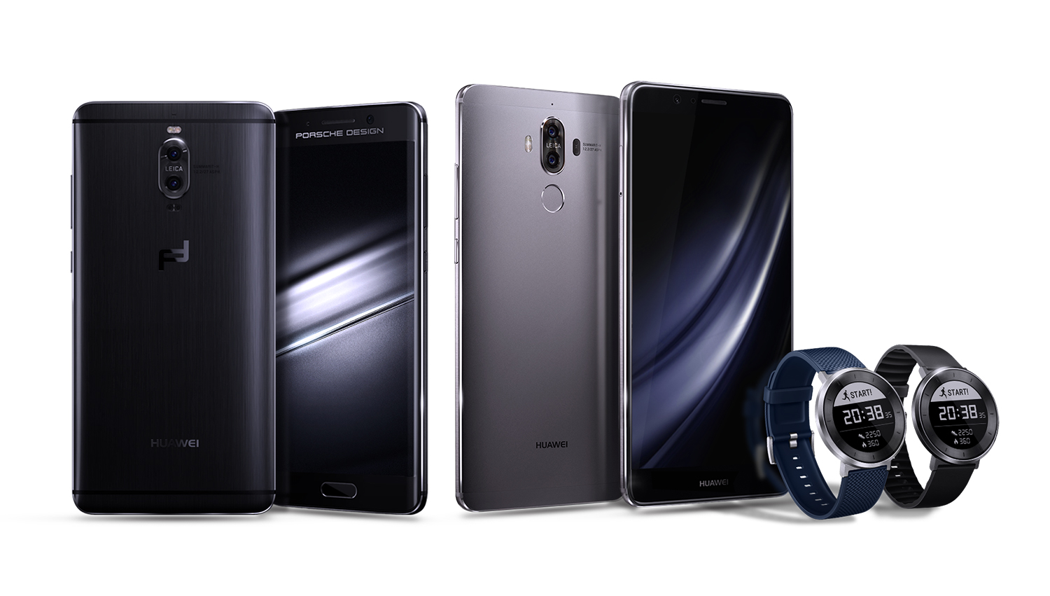 Huawei Mate 9 Series and Fit