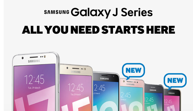Samsung Adds Galaxy J2 Prime And J1 Mini To The J Series Family GadgetMTech