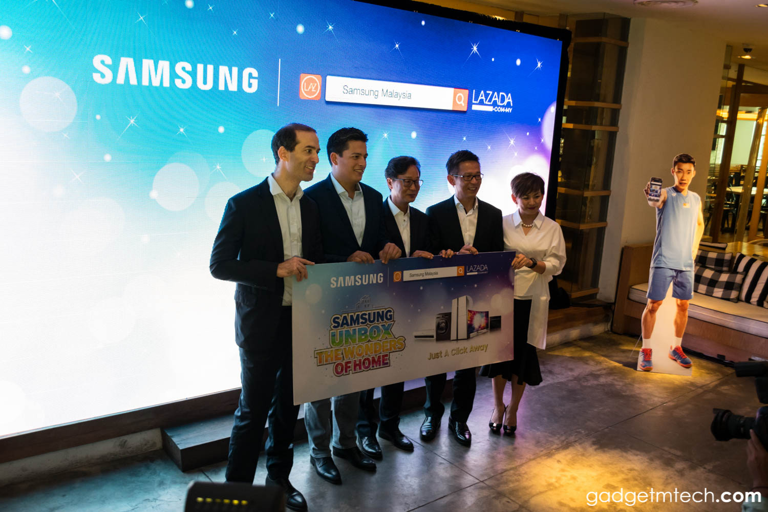 Samsung Unbox the Wonders of Home Launch