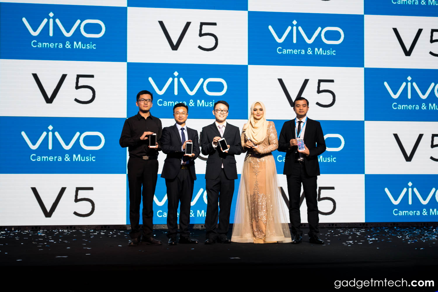 vivo V5 Launch_1