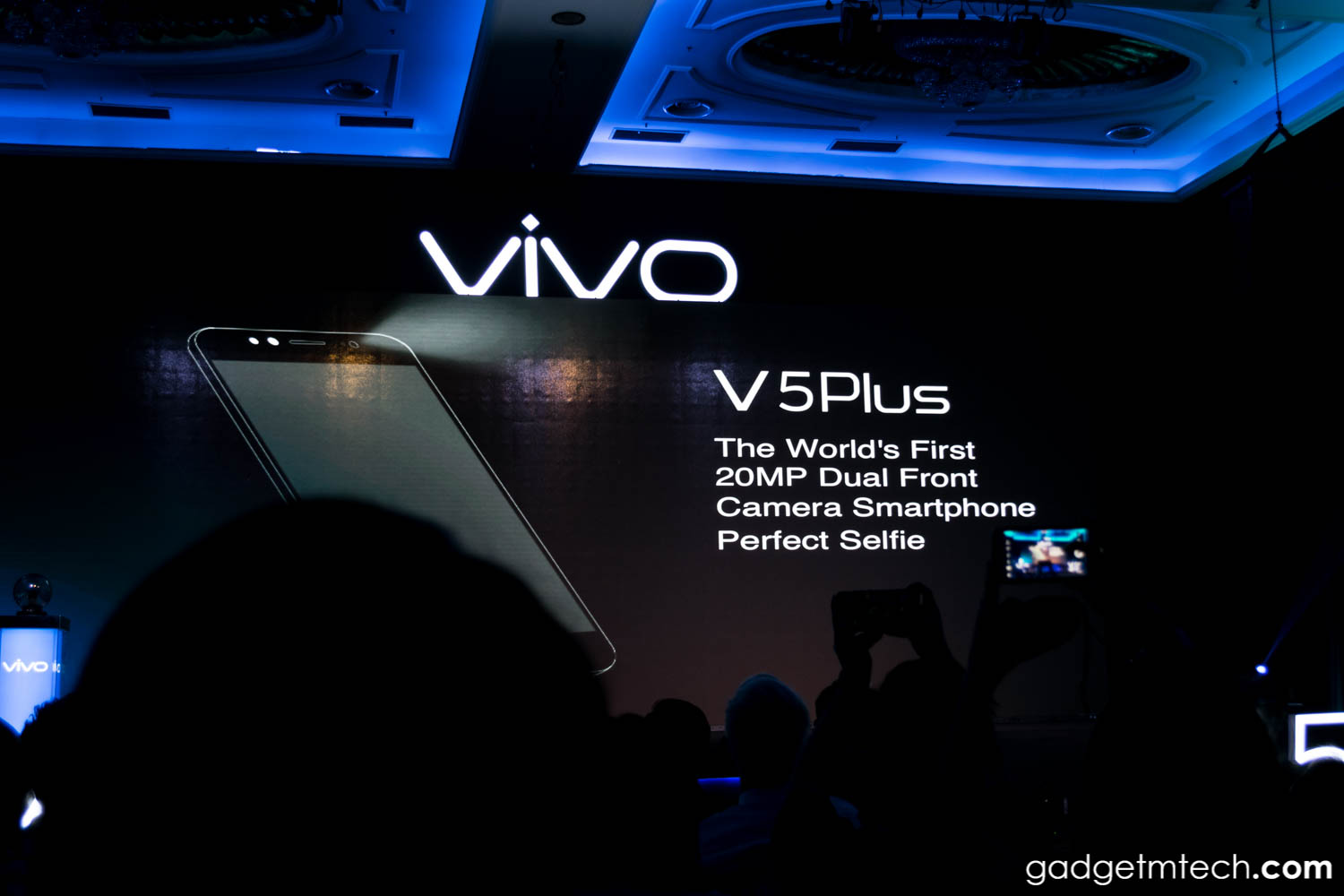 vivo V5Plus Coming Soon