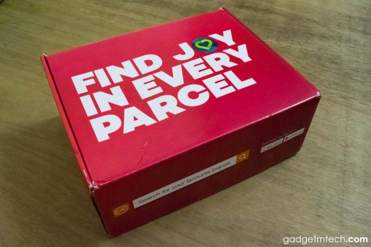 Unboxing: Lazada Box of Joy
