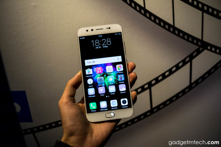 vivo V5Plus Officially Launched in Malaysia