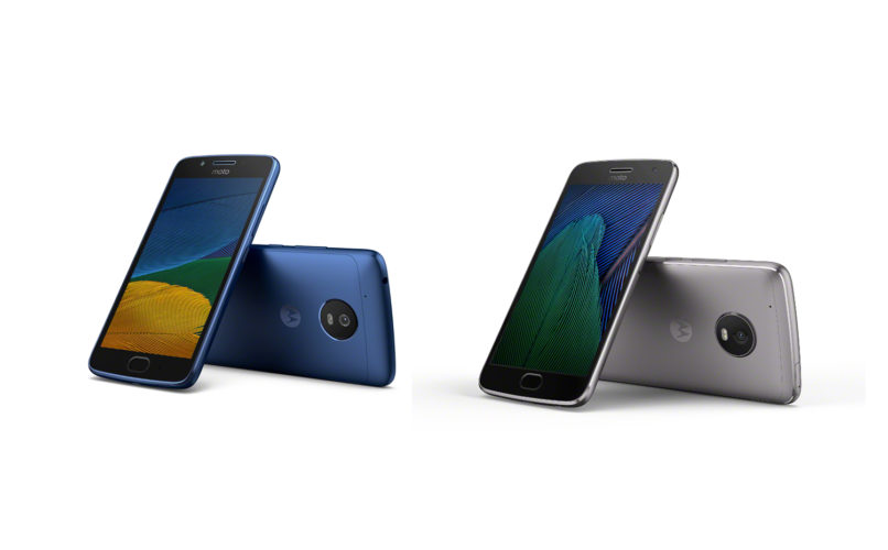 MWC 2017: Moto G5 and G5 Plus Officially Unveiled
