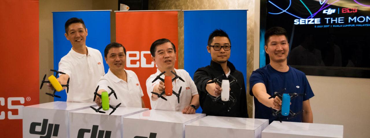 DJI Spark Malaysia Launch