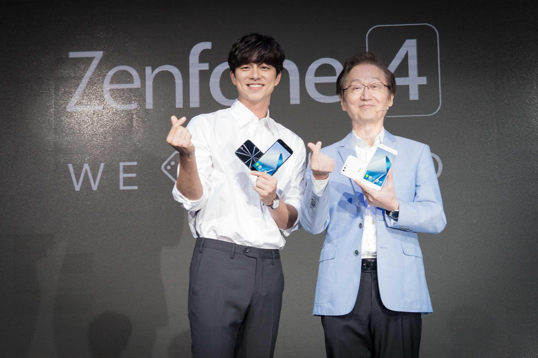 ASUS ZenFone 4 Series Launch