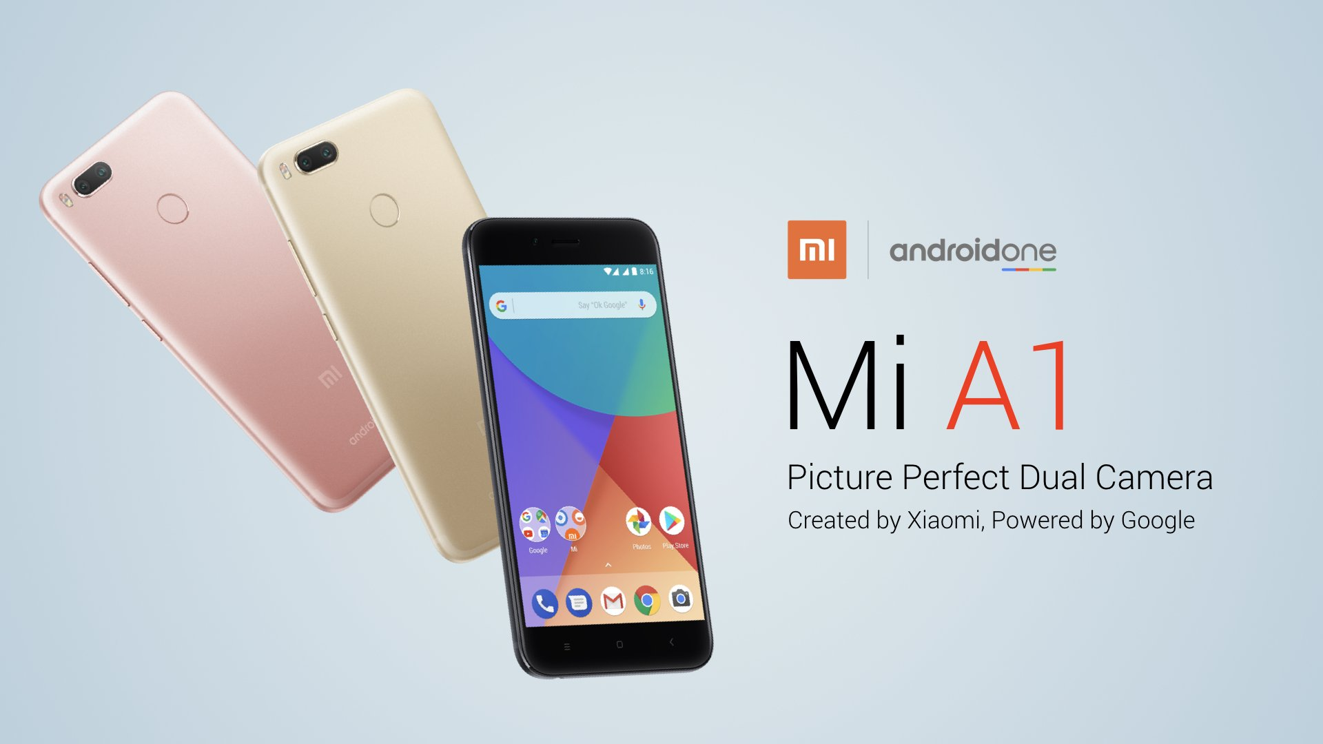 xiaomi mi a1 is a pure android smartphone gadgetmtech