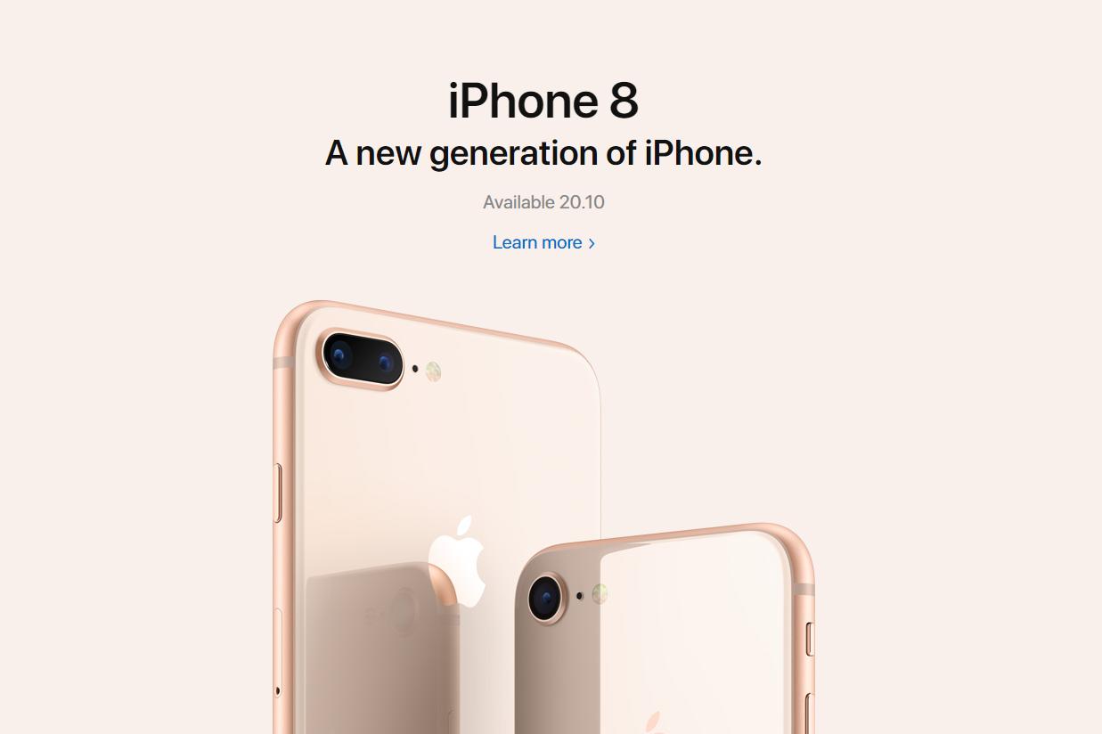 Apple iPhone 8 and 8 Plus Malaysia