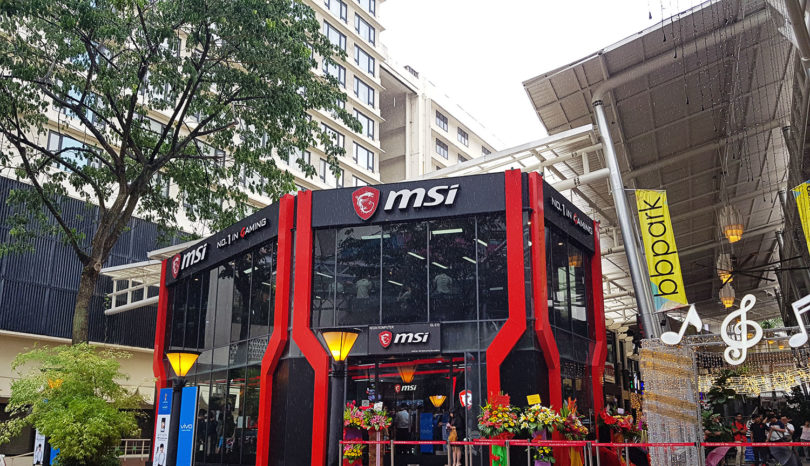 MSI World's Largest Concept Store Grand Opening_1