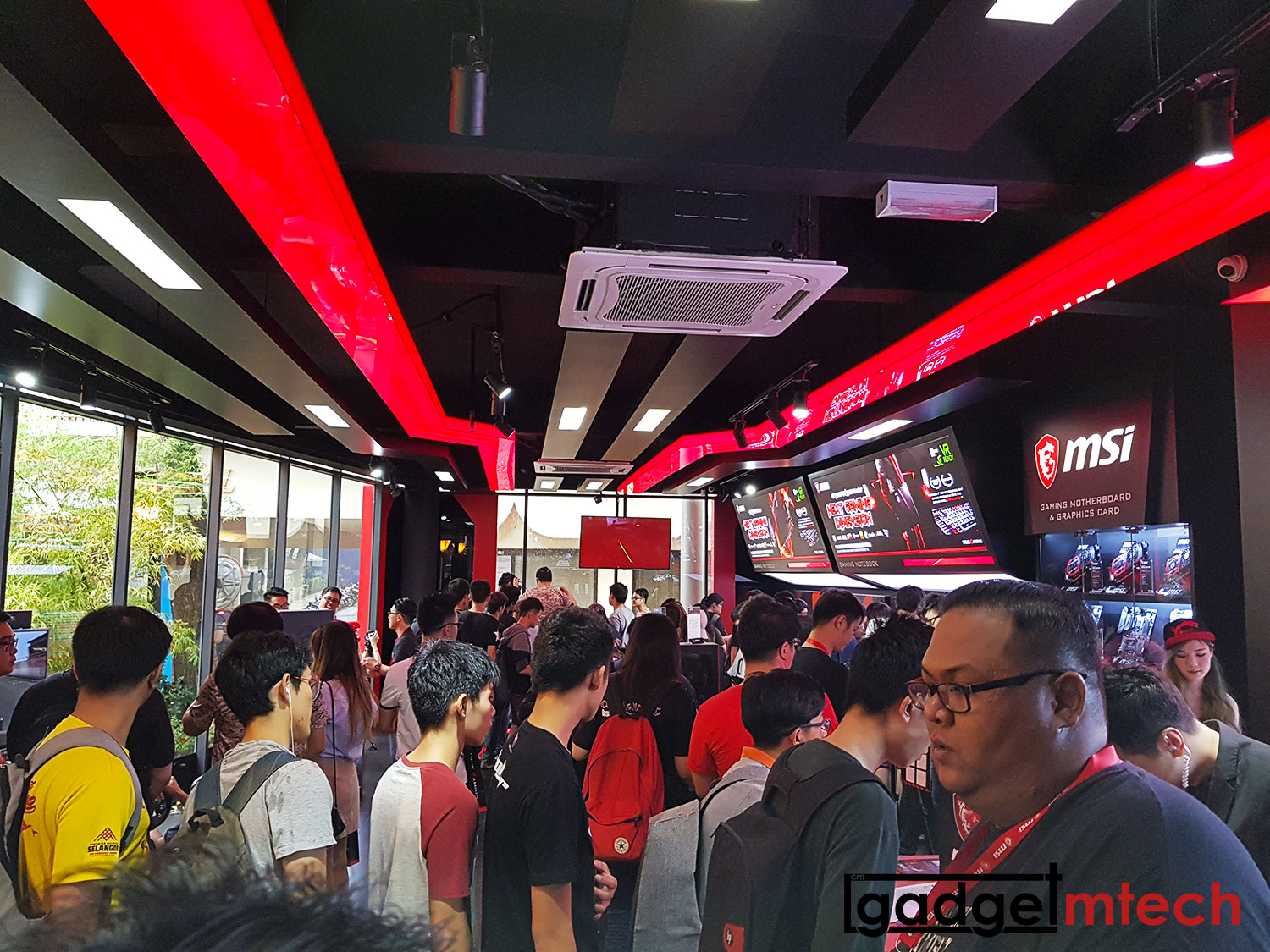 MSI World's Largest Concept Store Grand Opening_2