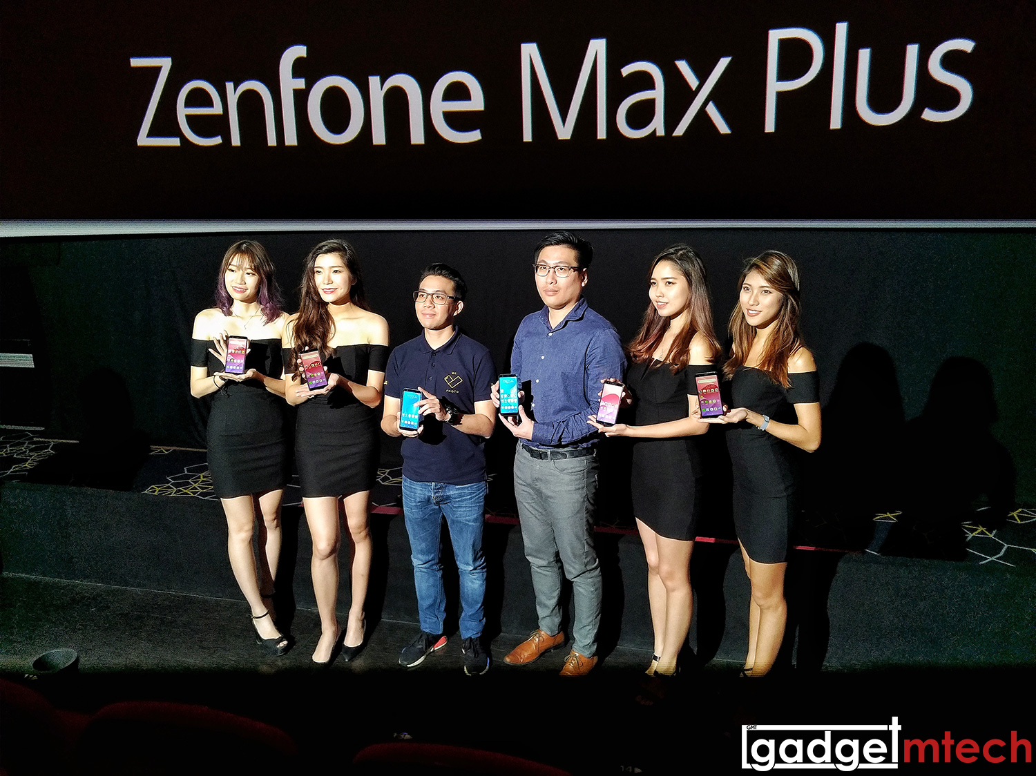 ASUS ZenFone Max Plus (M1) Launch_1