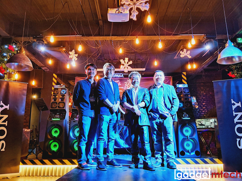 Sony MUTEKI MHC-V90DW Launch_1
