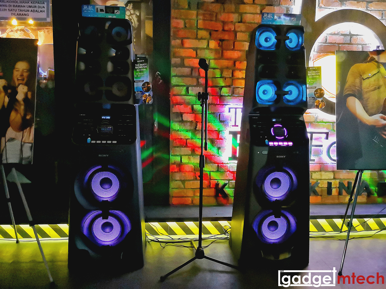 Sony MUTEKI MHC-V90DW Launch_2