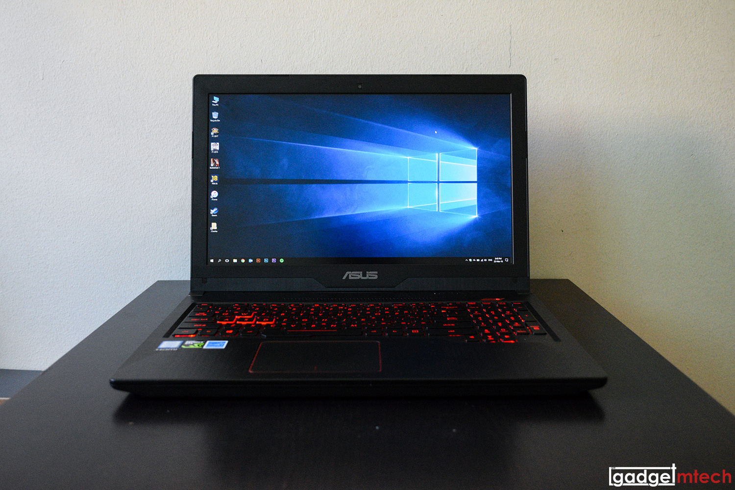 Asus Fx503 Review Non Rog Gaming Laptop Gadgetmtech