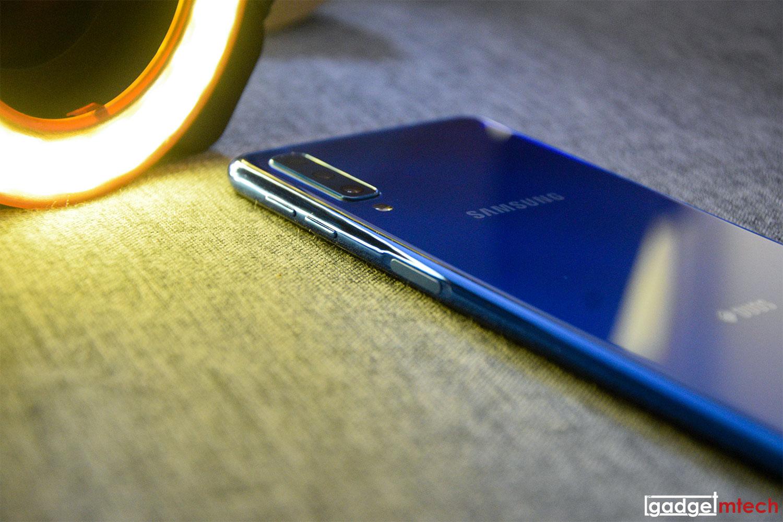 Samsung Galaxy A7 (2018) Review: Changes Arrived — GadgetMTech