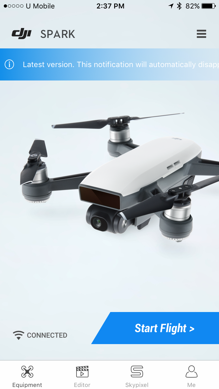 DJI Spark Review: Your First Drone — GadgetMTech
