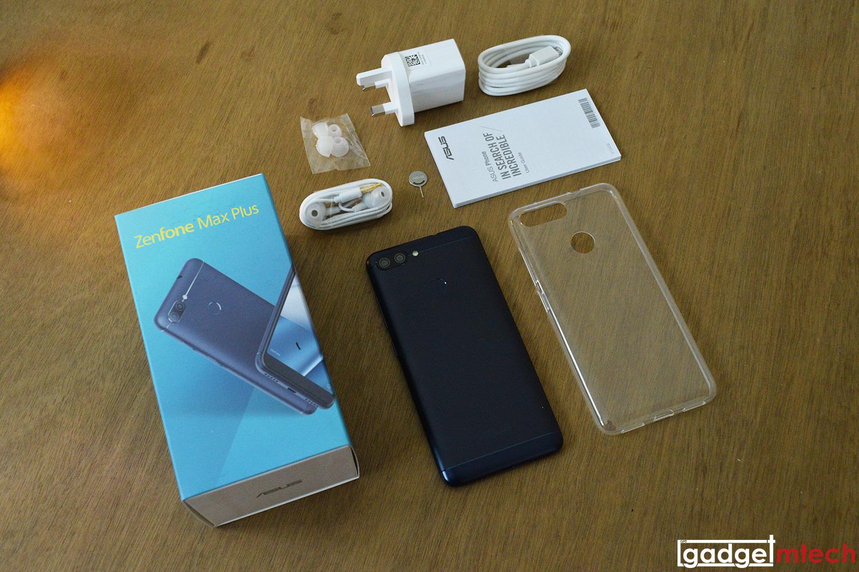 ASUS ZenFone Max Plus (M1) Review: Good Price — GadgetMTech