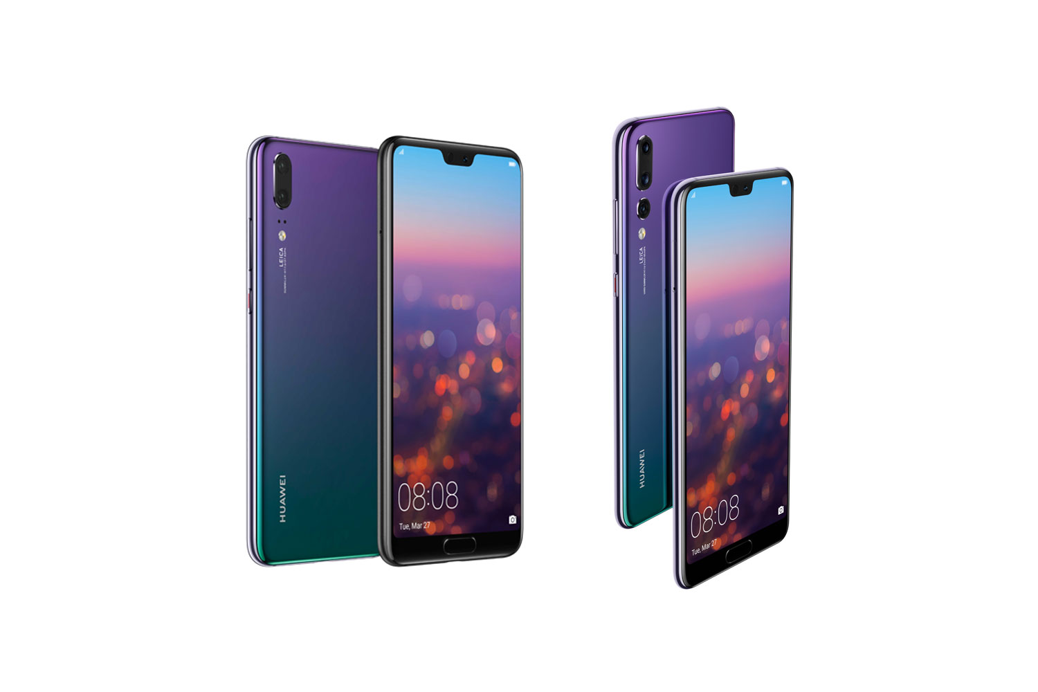 3f3a8c8a1af2 Huawei P20 and P20 Pro Officially Announced — GadgetMTech