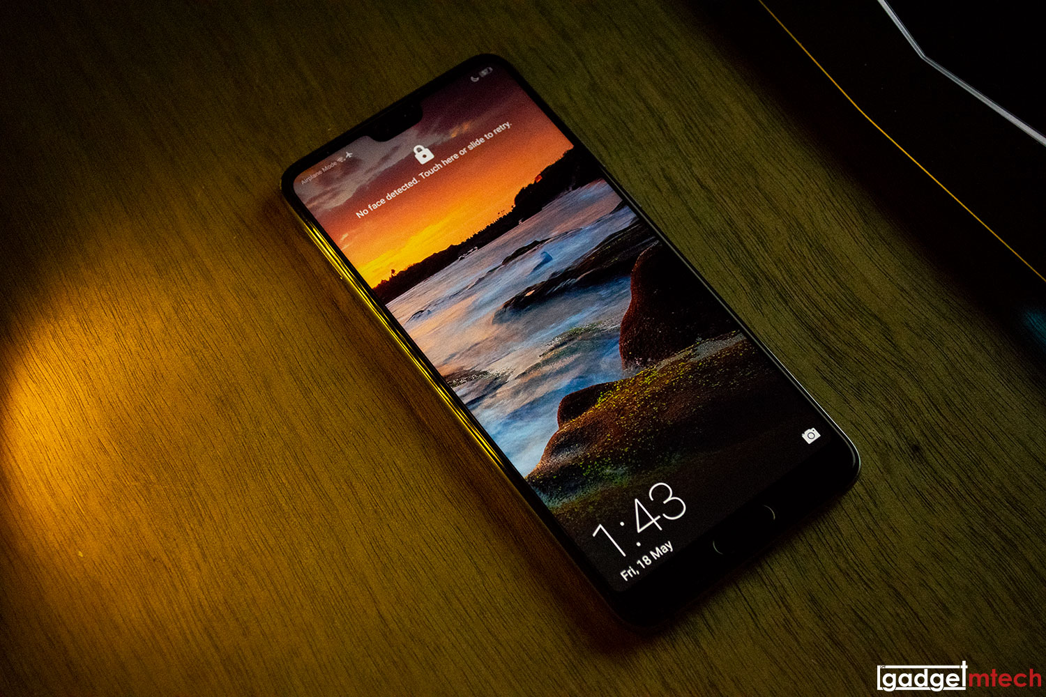 dd99865e6b5e FullView Display with the Notch. Huawei P20 Review 6